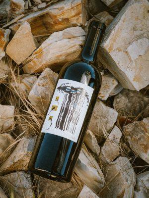 Emercy Wines  2019 54% Syrah, 35% Graciano, 11% Cabernet Sauvignon